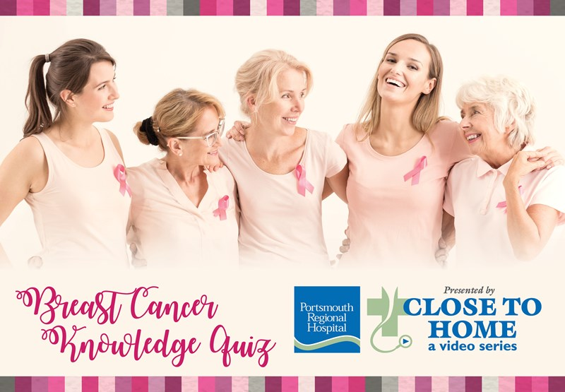 Breast Cancer Knowledge Quiz
