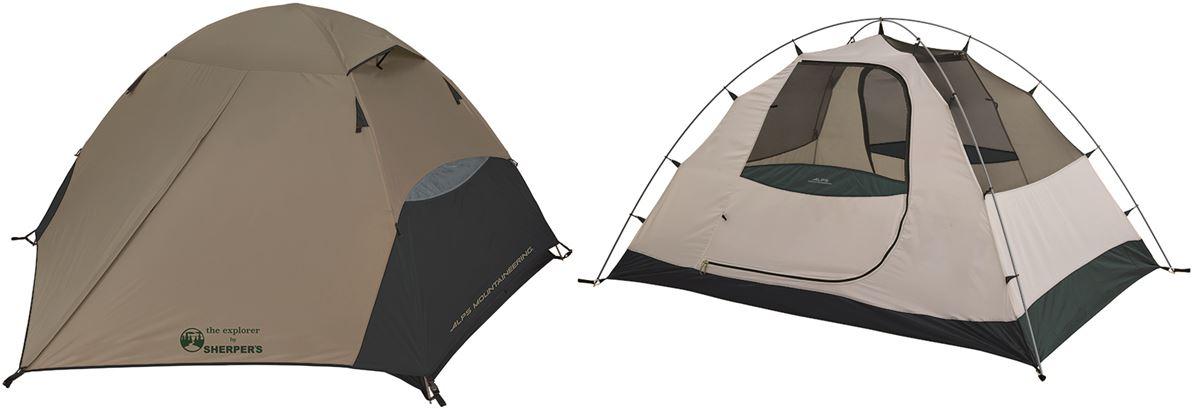 Explorer 4 Tent