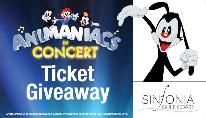 Animaniacs Ticket Giveaway - Contests and Promotions