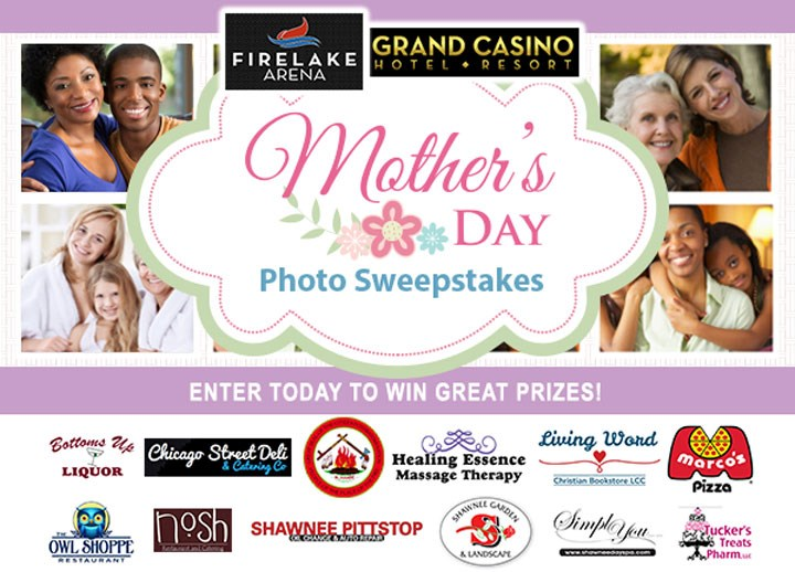 Mothers Day Photo Contest - Contests and Promotions - The