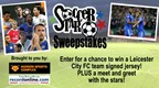 Soccer Star Sweepstakes