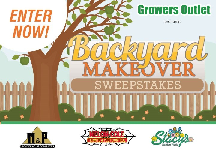 Backyard Makeover Sweepstakes - Contests and Promotions