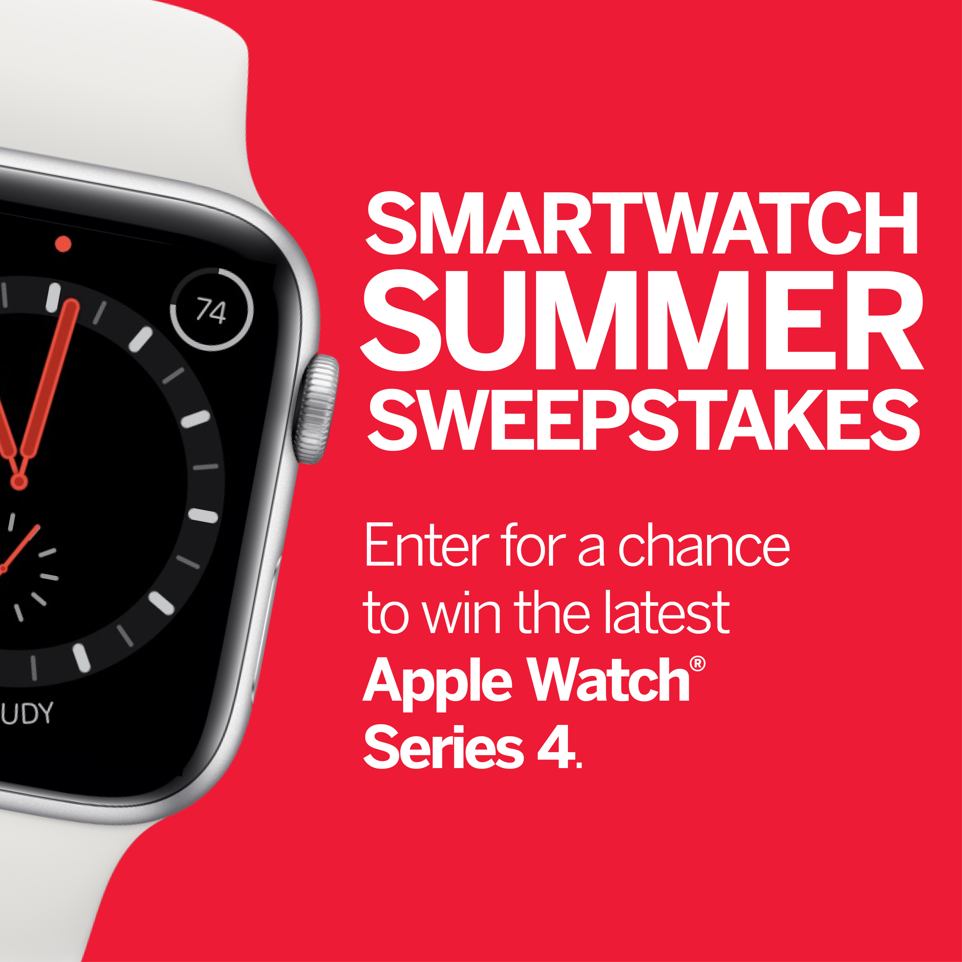 Smartwatch Summer Sweepstakes - Newsday Hometown Shopper