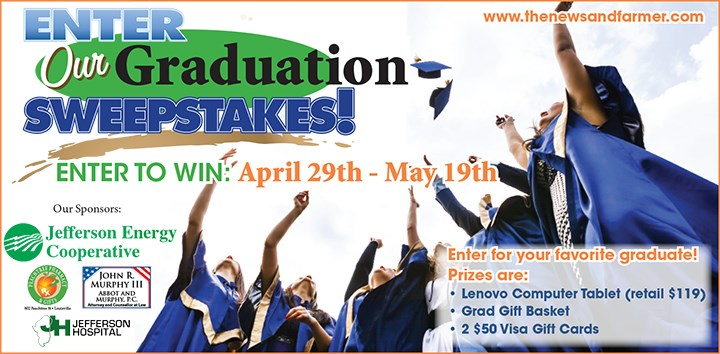 Graduation Sweepstakes Contests And Promotions The