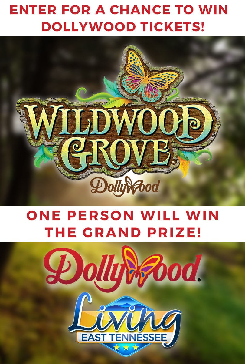 Watch Living East Tennessee for a chance to win Dollywood