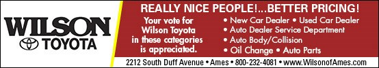 Ames Car Dealers >> Auto Body Collision Vehicles Best Of Story County 2019