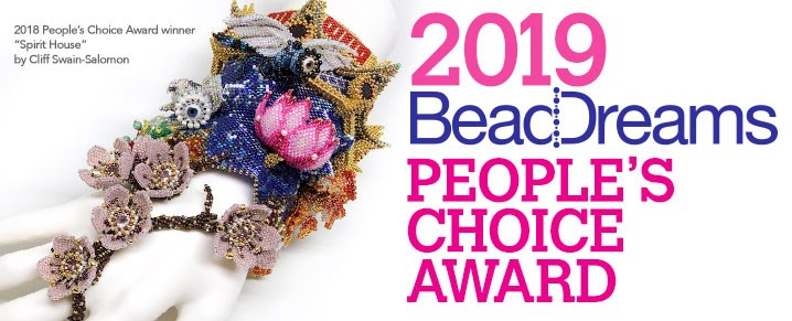 Vote for the 2019 BeadDreams/MJAA People's Choice Award