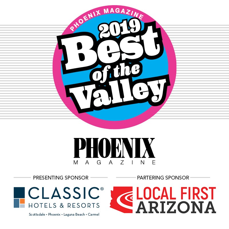 Best Of The Valley 2019 2019 Best of the Valley voting   PHOENIX magazine