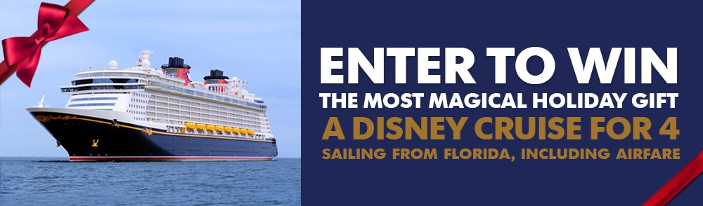 Free cruise vacation giveaways