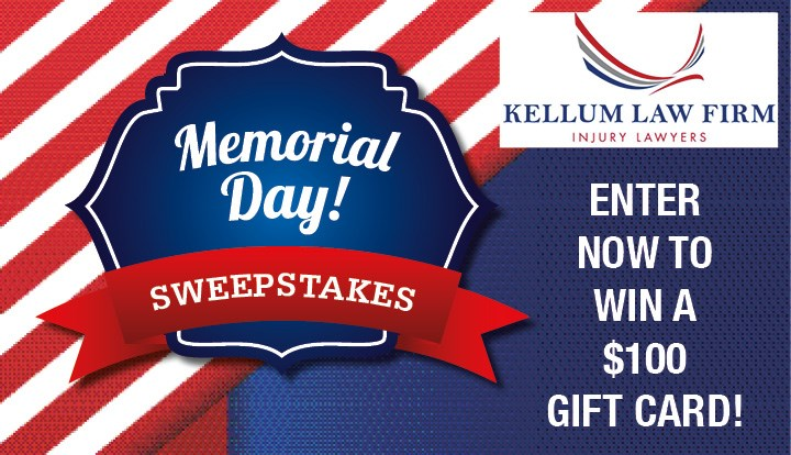 Memorial Day Sweepstakes - Contests and Promotions - New Bern Sun
