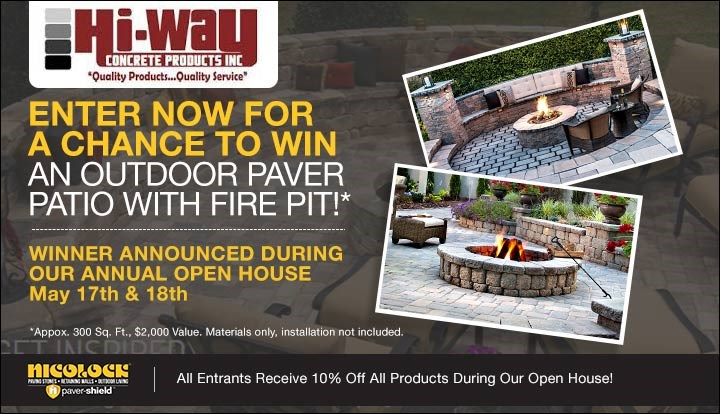 Outdoor Patio Giveaway 2019 - Contests and Promotions
