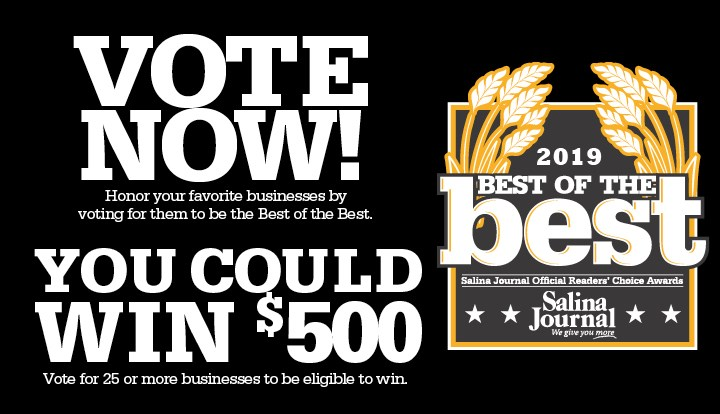 Best Of The Best - Contests and Promotions - Salina Journal