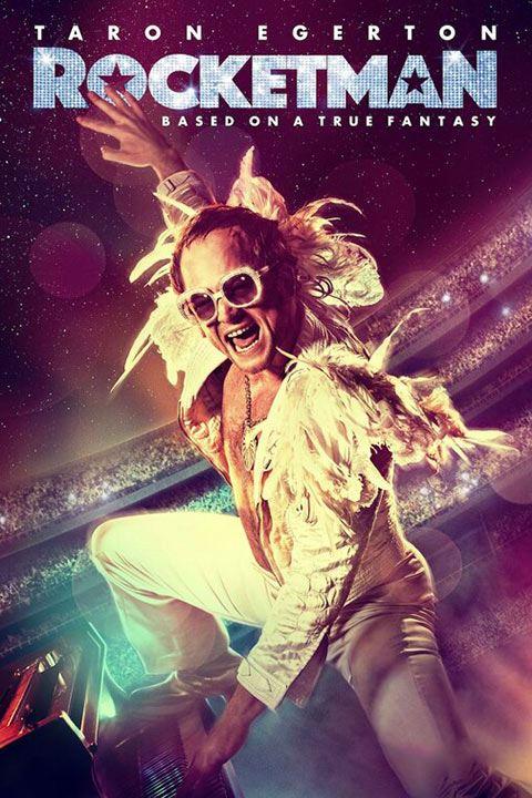 "Win a Blu-ray copy of the Elton John biopic, ""Rocketman"