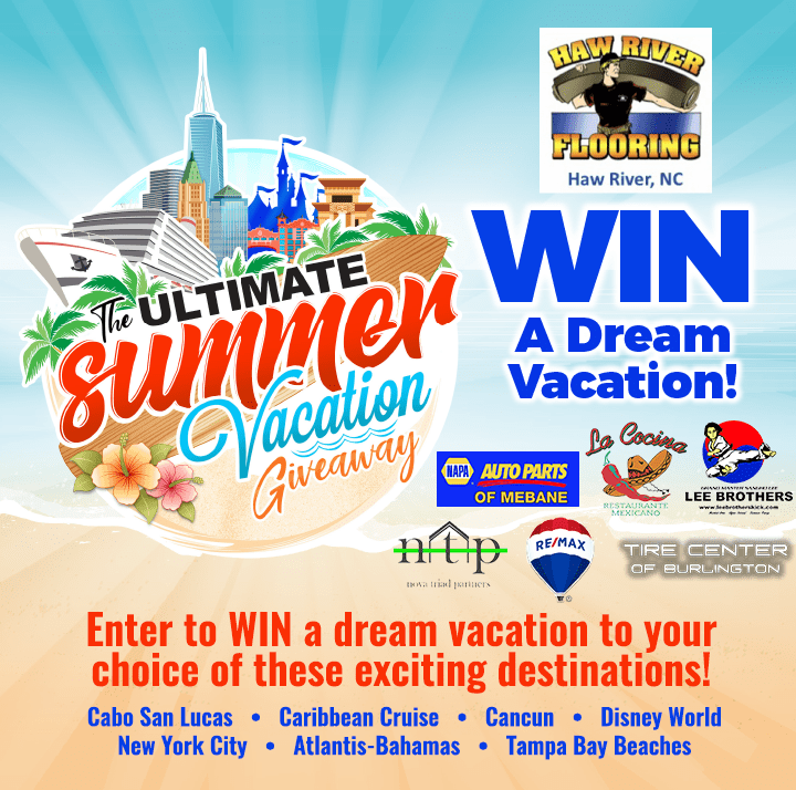 Ultimate Summer Vacation Giveaway - Contests and Promotions