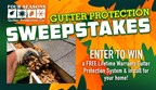 Four Seasons Gutter Protection Sweepstakes