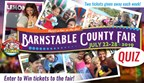 The Barnstable County Fair: Generations of Memory-Making Quiz