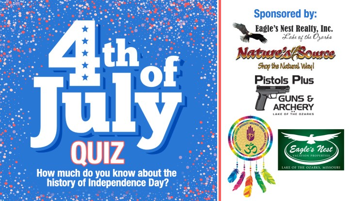4th of July Trivia 2019 - Contests and Promotions - The Lake