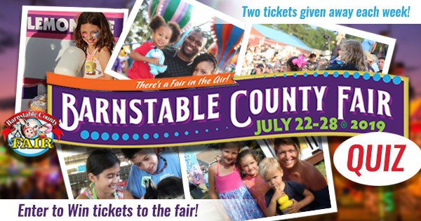 The Barnstable County Fair Quiz - Contests and Promotions