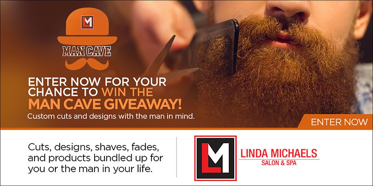 win a $200 Man Cave gift basket