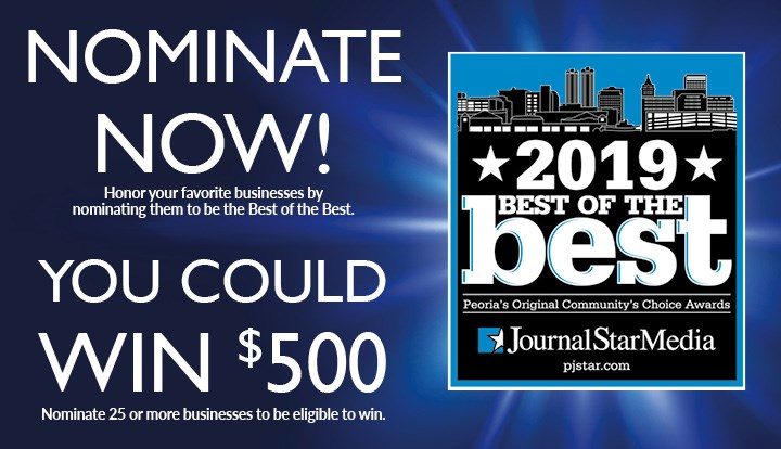 2019 Best Of The Best - Contests and Promotions - Journal Star