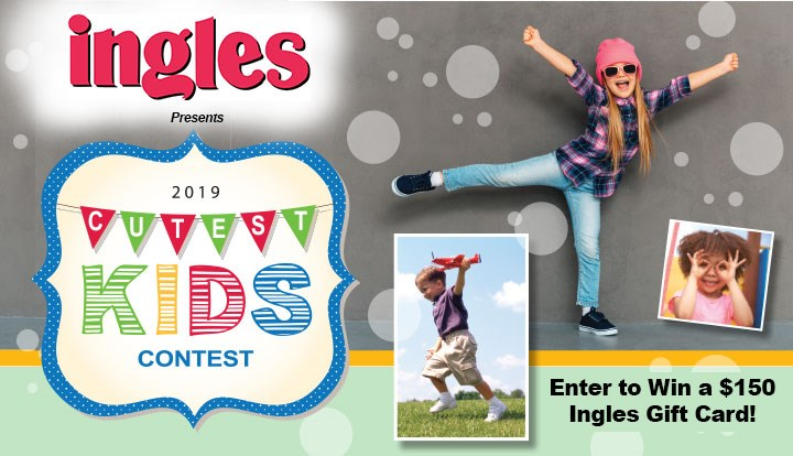 Cutest Kids Photo Sweepstakes - Contests and Promotions