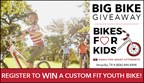 The Hamilton Grant Big Bike Giveaway