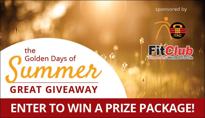 Golden Days Of Summer Giveaway - Contests and Promotions