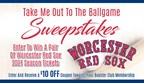 Take Me Out To The Ballgame Sweepstakes