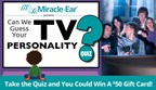 Can We Guess Your TV Personality?