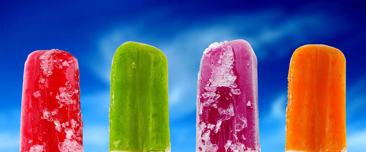 1 what would you be most likely to have for a frozen dessert