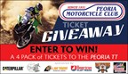 Peoria Motorcycle Club Tickets Giveaway