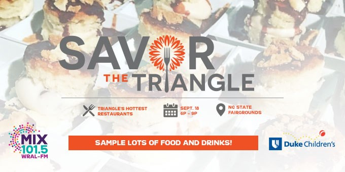 2019 Savor The Triangle Sweepstakes :: WRAL com