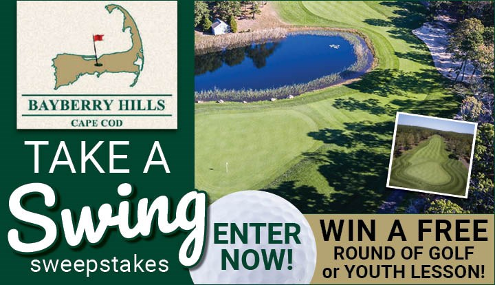 Take A Swing Sweepstakes  - Contests and Promotions