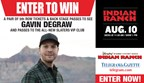 Gavin DeGraw Meet & Greet VIP Ticket Sweepstakes