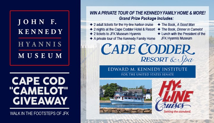 Cape Cod Camelot Giveaway - Contests and Promotions