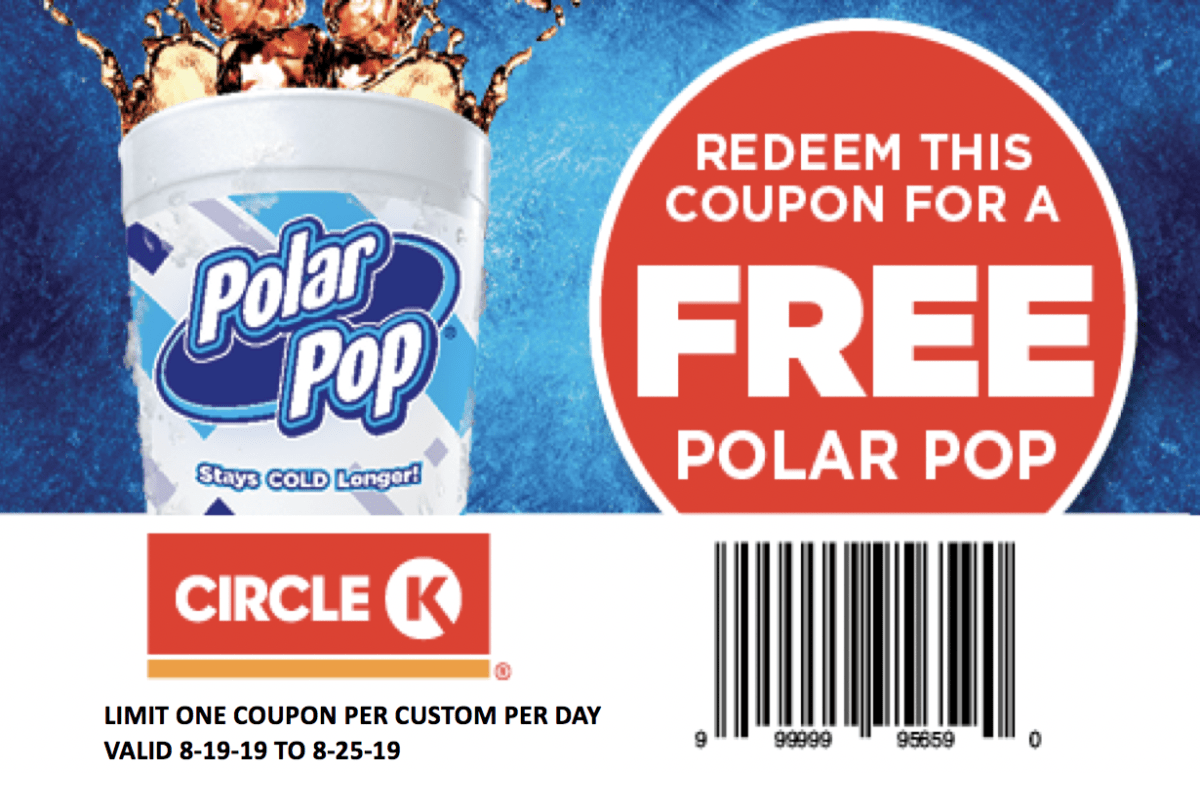 Enter here: Circle K Secret Word of the Day contest on GMSA @6