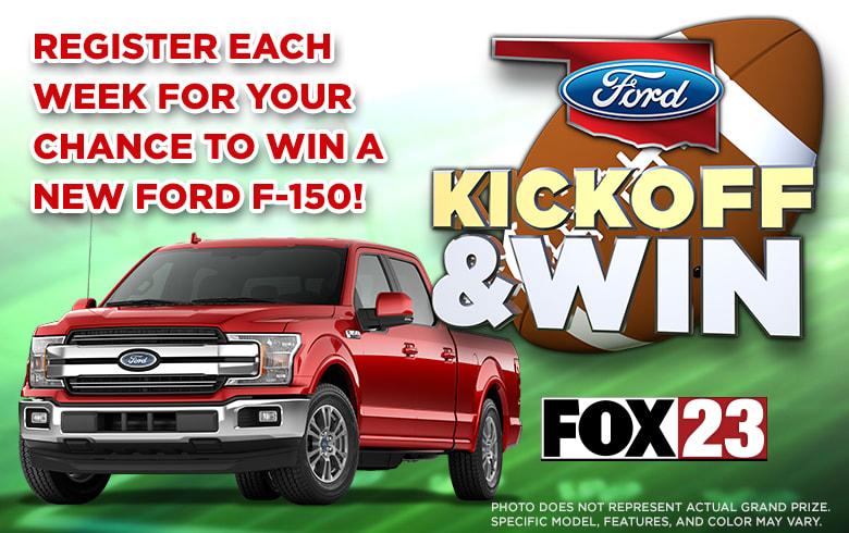 Oklahoma Ford Kickoff & Win Sweepstakes | FOX23