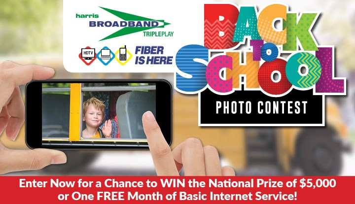 Age Group 4 - 10 years old - Back To School Photo Contest
