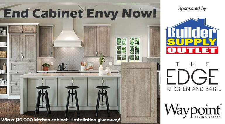 Win a $10,000 kitchen cabinet & installation giveaway ...