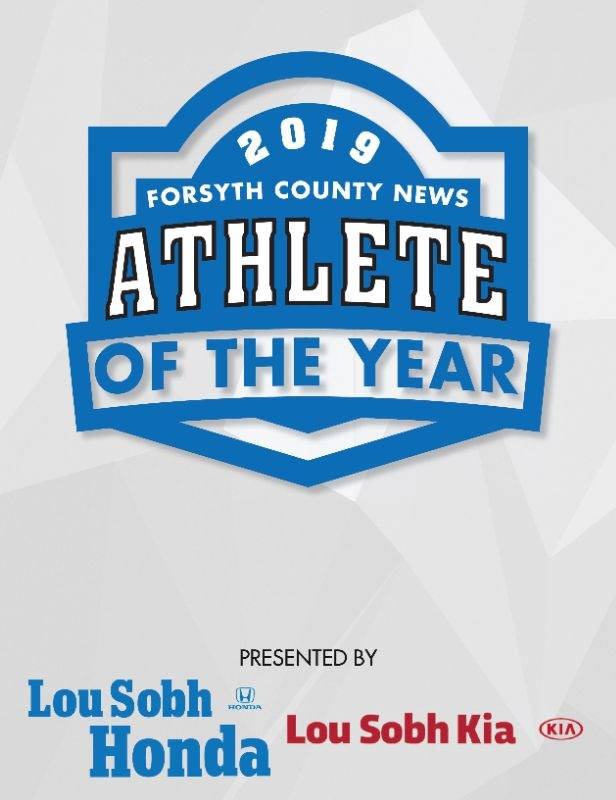 Forsyth County Athlete of the Year 2019