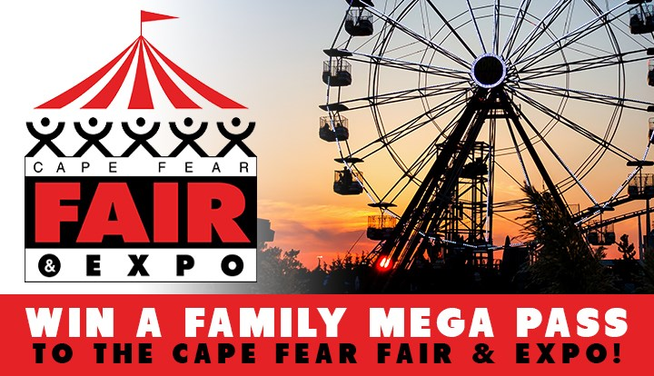 Cape Fear Fair Ticket Giveaway