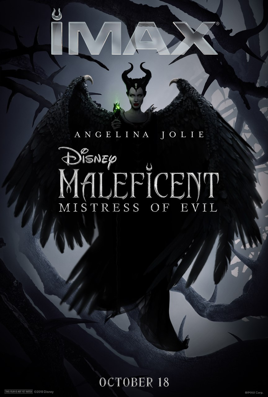 Imax Movie Club Your Chance To See Maleficent Mistress Of