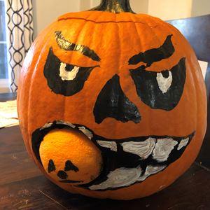 Pumpkin Carving Contest Kget 17