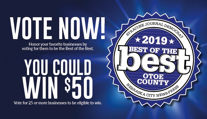 Best Of The Best - Contests and Promotions - Nebraska City