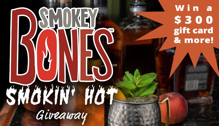 Smokin' Hot Giveaway
