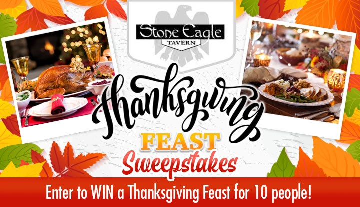 Stone Eagle Tavern's Thanksgiving Feast
