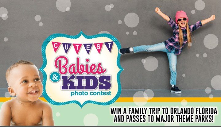 Cutest Babies and Kids Photo Contest