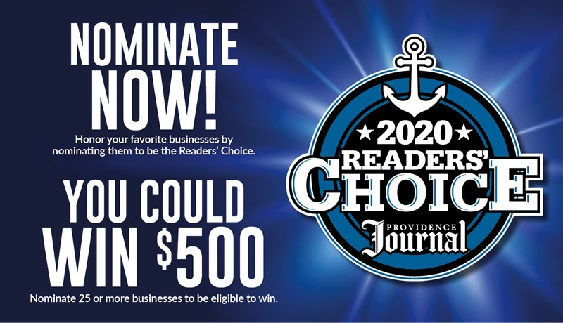2020 Providence Journal Readers' Choice