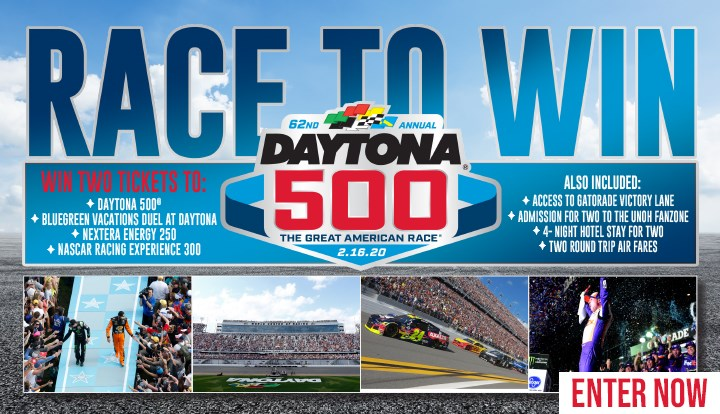 DAYTONA 500 Race To Win