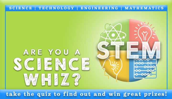 Are You a Science Whiz?